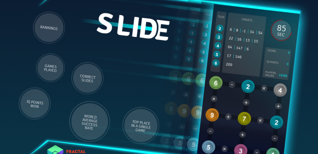 Tweet Tweet Варна, 02.10.2015, гейм студио Fractal Games анонсира своята първа пилотна игра SLIDE, която в мoмента е налична в Google Play, но съвсем скоро се очаква да бъде достъпна […]