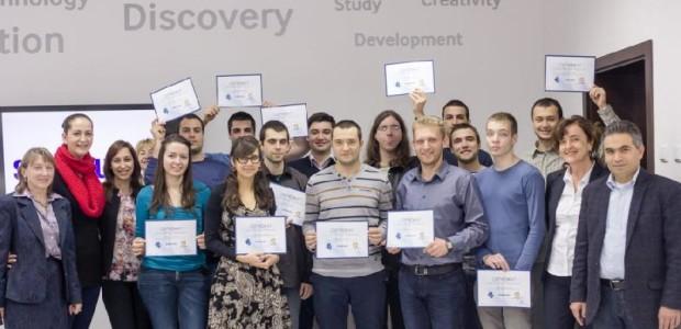 Tweet Tweet Приключи вторият специализиран курс в ТУ – Варна, част от програмата Tech Institute на Samsung София – 22 февруари 2016 г. – Още 17 студенти от Технически университет […]