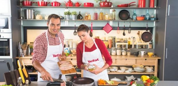 """Tweet Tweet Онлайн видео уроците, създадени специално за кампанията """"Бон Апети"""" с Tefal, разкриват полезни техники и тънкости при приготвянето на месо и замесването на тесто Два ексклузивни видео урока, […]"""
