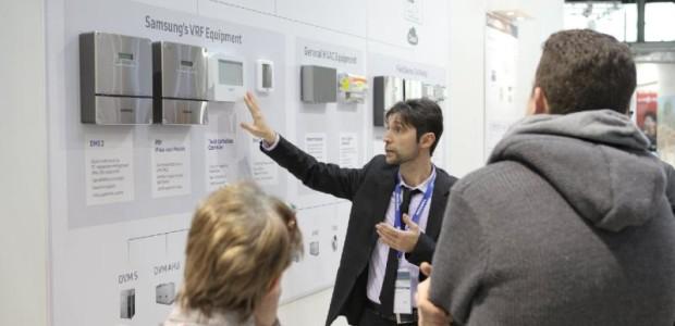 Tweet Tweet Новият касетъчен климатик 360 Cassette, DVM Chiller и VRF системите DVM S 30HP и DVM S Eco 14HP използват последните иновации при ОВК решенията Милано, Италия – 16 […]