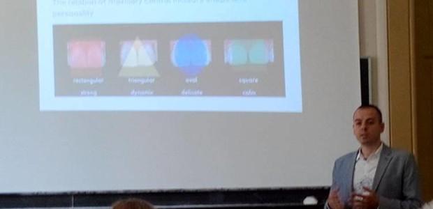 """Tweet Tweet Иновативната разработка VisagiSMile беше представена в панела за """"Изкуствен интелект в медицината и здравеопазването"""" на научната конференция CompSysTech'16 Софтуерът за дигитален дизайн на усмивка VisagiSMile бе включен в […]"""