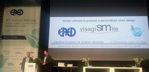 """Tweet Tweet VisagiSMile беше отличен като една от най-значимите дентални иновации в Европа на конкурса """"1st Innovation Award"""", организиран на 30-ти конгрес на Европейската академия по естетична стоматология. Срещата на […]"""
