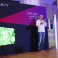 Samsung Electronics представи новата категория телевизори QLED – Q9, Q8, и Q7 – на стилно събитие в България. QLED телевизорите предлагат драстично подобрена производителност, с точно пресъздаване на цветното пространство […]